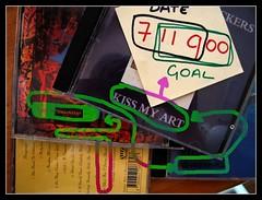 nanowrimo - day 7 goal