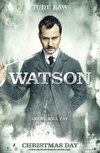 Sherlock Holmes (2009) Law