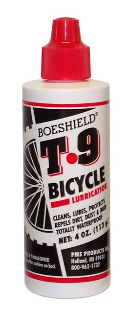 boeshield t9 bike lube review