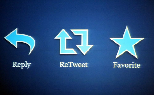 Reply - Retweet- FavoriteTwitter launches promoted Tweets at Ad Age Digital Next