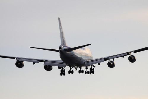 ANA B747-400D(JA8099)