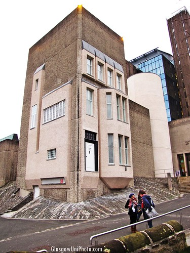 Mackintosh House [What Is That?]