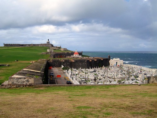 cemetery and el morro