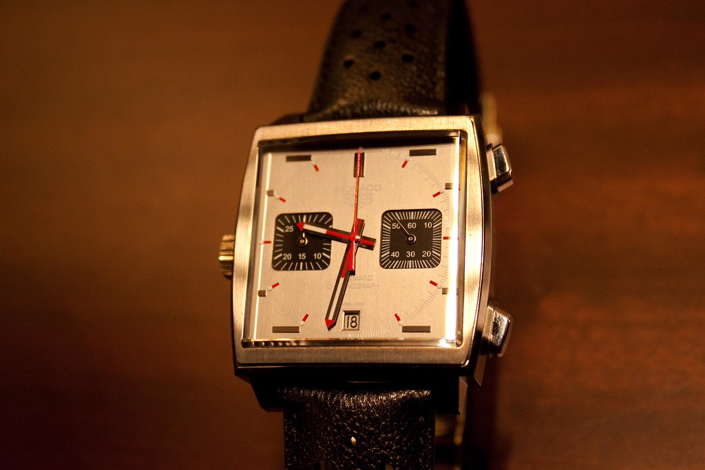 TAG Heuer Monaco Calibre 11 (2010 Limited Edition)