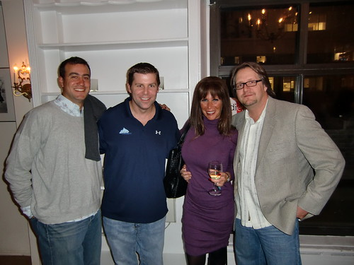 Brian Littleton, Shawn Collins, Missy Ward and Brian Clark