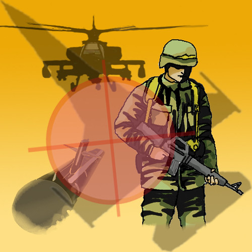 military genre guide illustration 2