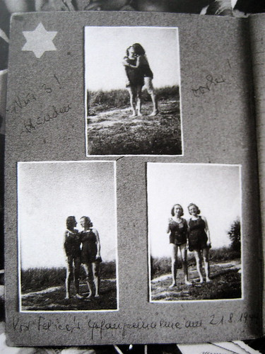 Erica Fischer, La breve vita dell'ebrea Felice Schragenheim, Beit 2009; p. 168 (part.)