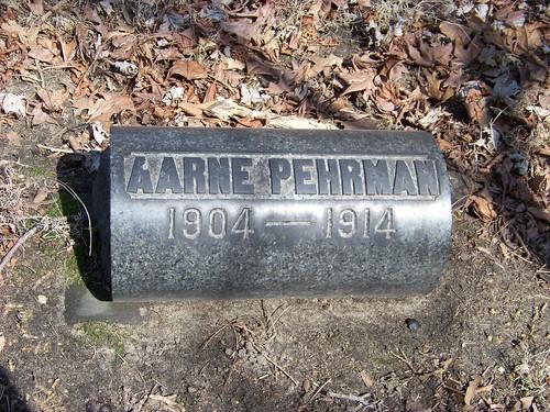 Aarne Pehrman