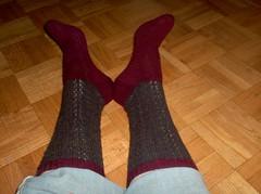 YenforYarn Socks - Complete