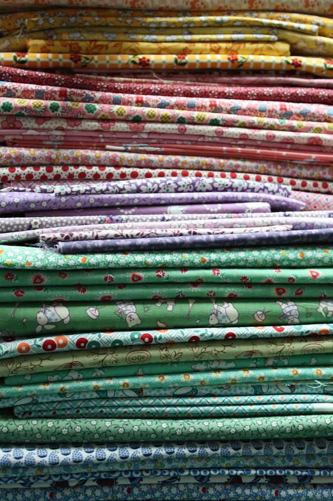 Quilting Fabric Stash