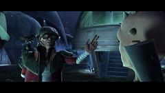 Bounty Hunters vs. Space Pirates
