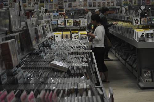 Record Store Day @ Amoeba Music, SF 4/17/10