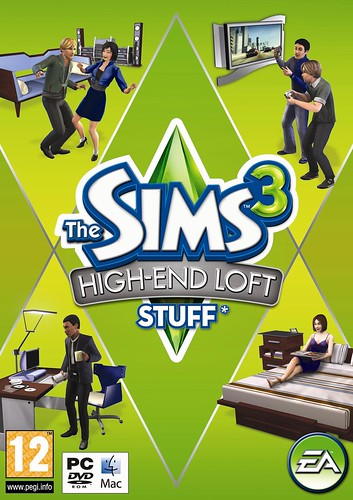 System requirements for The Sims 3 High End Loft Stuff