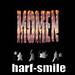 half smile<be/>CDR