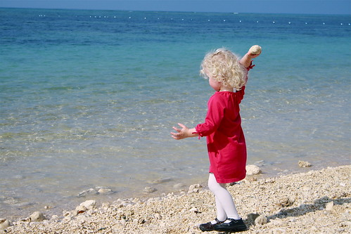 Throwing Coral