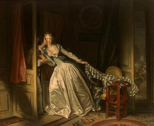 the stolen kiss 1787-89