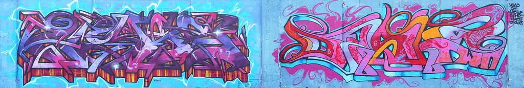 graffiti a tarbes