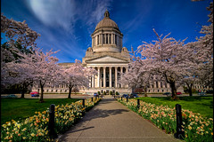 Washington State Capital, Olympia