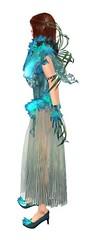 Fifth Avenue Mermaid {Side}