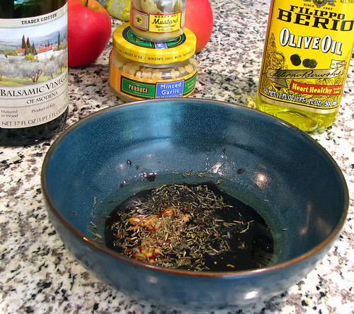 Balsamic Thyme 4 Mustard? Sauce Ingredients