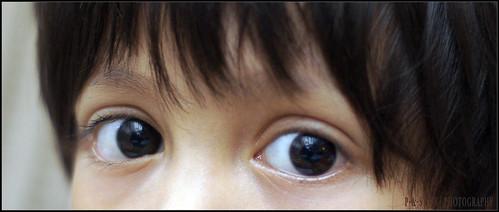 Mata Hitamku!