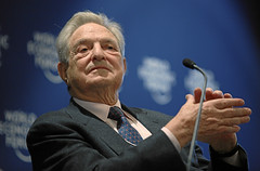 George Soros - World Economic Forum Annual Mee...