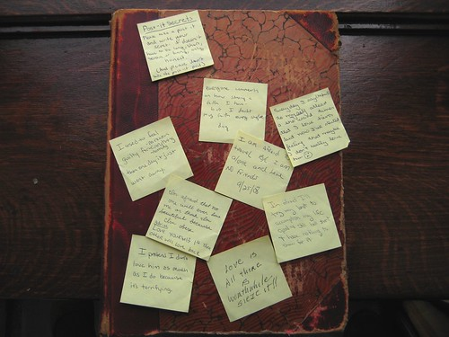 found post-it secrets