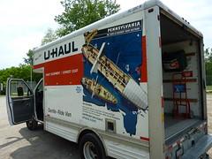 Trusty Uhaul Truck