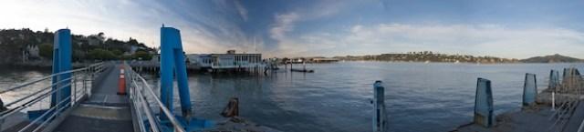 Sausalito Ferry, CA