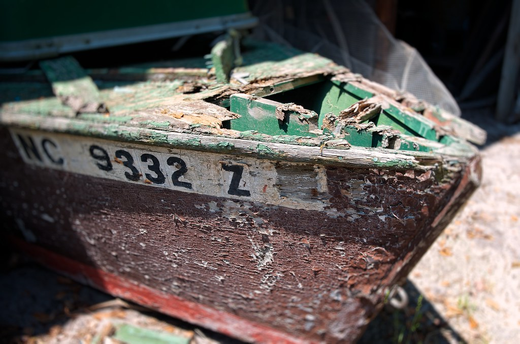 Cooning Boat