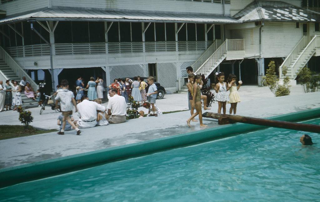 Watooka club, MacKenzie, Guyana