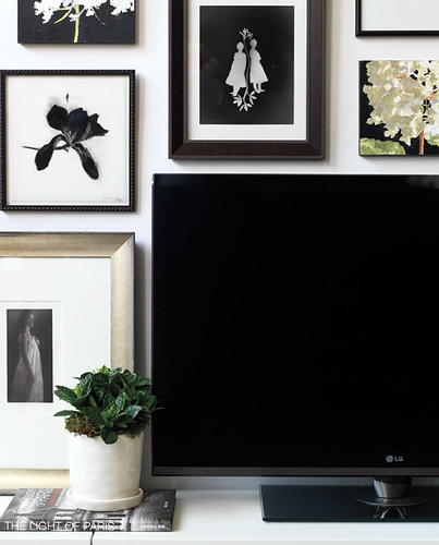 Conceal TV Style at Home