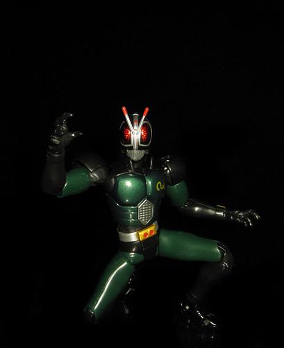 S.H.Figuarts Kamen Rider Black RX