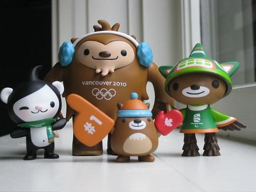 Mini Mascots