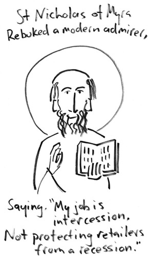 St Nicholas of Myra