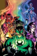 Blackest Night iPhone wallpaper