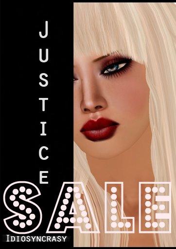 Justice Easter Sale