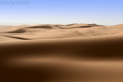 Shadow of sand by TARIQ-M