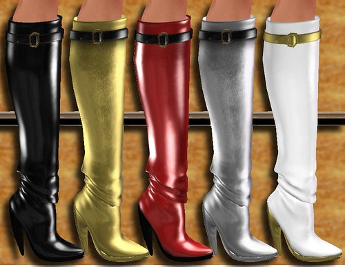 "R2 ""Pauole"" boots!"