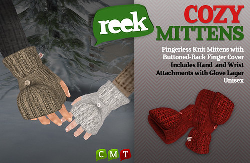 Reek - Cozy Mittens
