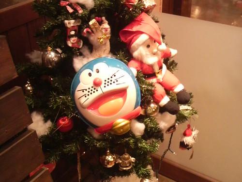 とんとらのクリスマスツリー