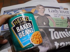 Heinz Baked Beans - Woolworths QV AUD1.32