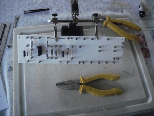 Turret board