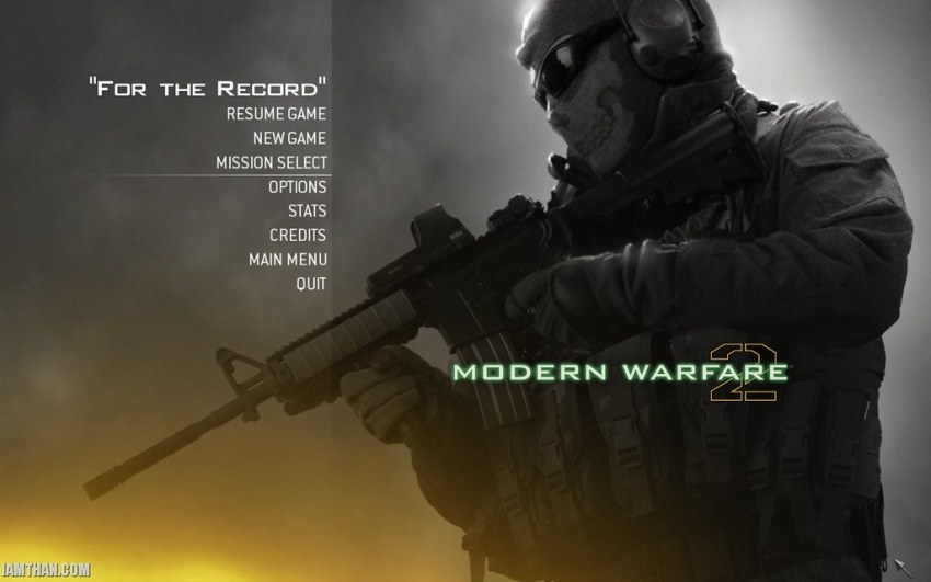 Call of Duty Modern Warfare 2 Review - iw4sp 2009-11-14 09-40-30-66