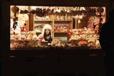 Christmas Market, Schloss Belvedere, Vienna