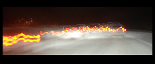 Study of Night Traffic
