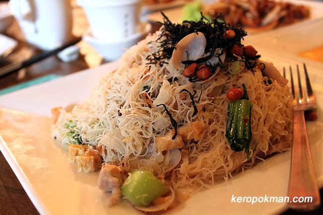 Fried Hing Hwa Bee Hoon