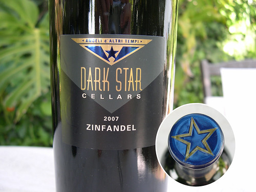 dark star zinfandel