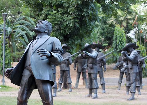 Rizal and the Firing Squad
