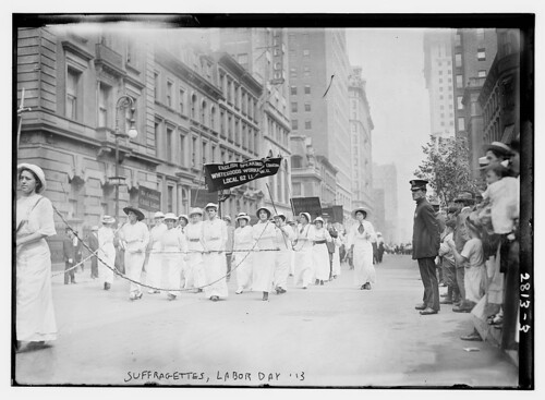 Suffragettes - Labor Day '13 (LOC)